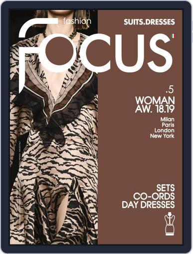 FASHION FOCUS SETS.DRESSES April 23rd, 2018 Digital Back Issue Cover