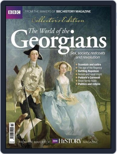 The World of the Georgians September 30th, 2016 Digital Back Issue Cover