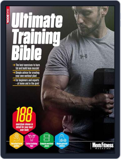 Men's Fitness Ultimate Training Bible September 30th, 2016 Digital Back Issue Cover
