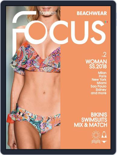FASHION FOCUS WOMAN BEACHWEAR December 10th, 2017 Digital Back Issue Cover