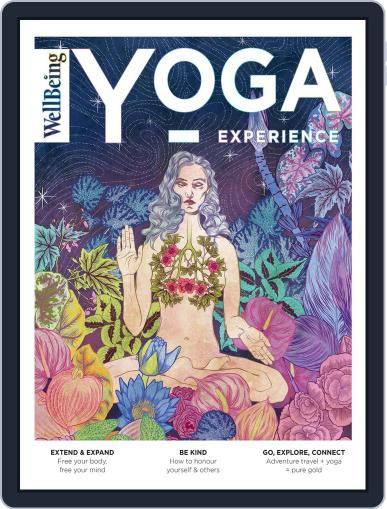 WellBeing Yoga Experience November 1st, 2016 Digital Back Issue Cover