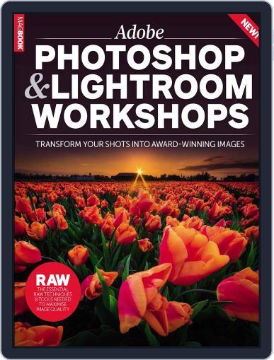 Adobe Photoshop & Lightroom Workshops 3 October 31st, 2016 Digital Back Issue Cover