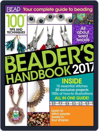 The Beader's Handbook 2017 January 1st, 2017 Digital Back Issue Cover