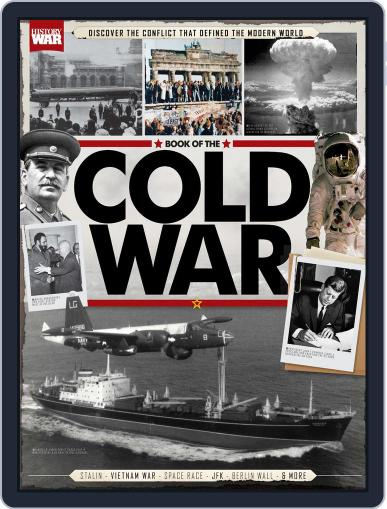 History Of War Book Of The Cold War October 31st, 2016 Digital Back Issue Cover