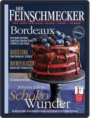 DER FEINSCHMECKER Magazine (Digital) Subscription November 1st, 2018 Issue