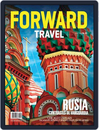 Forward Travel May 1st, 2018 Digital Back Issue Cover