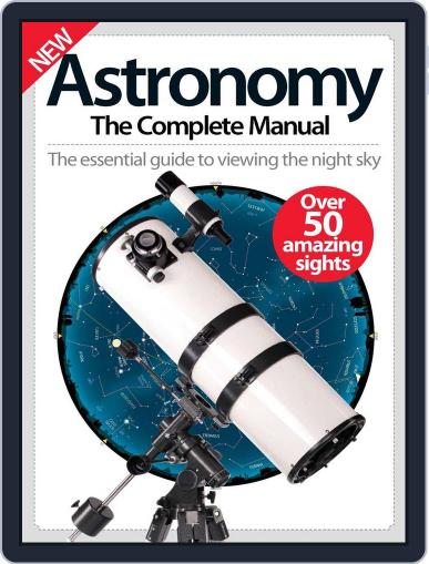 Astronomy The Complete Manual December 1st, 2016 Digital Back Issue Cover