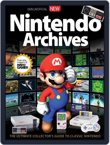 Nintendo Archives December 1st, 2016 Digital Back Issue Cover