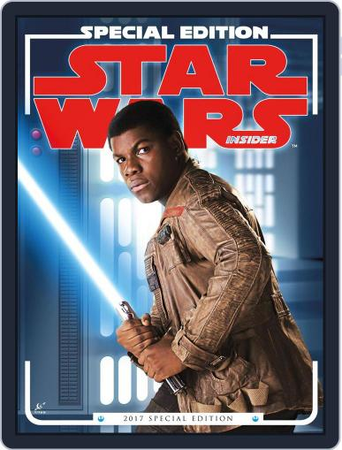 Star Wars Insider Special Edition 2017 January 1st, 2017 Digital Back Issue Cover