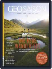 GEO Saison Magazine (Digital) Subscription June 1st, 2020 Issue