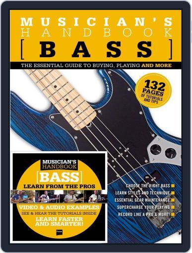 Musican's Handbook: Bass December 1st, 2016 Digital Back Issue Cover