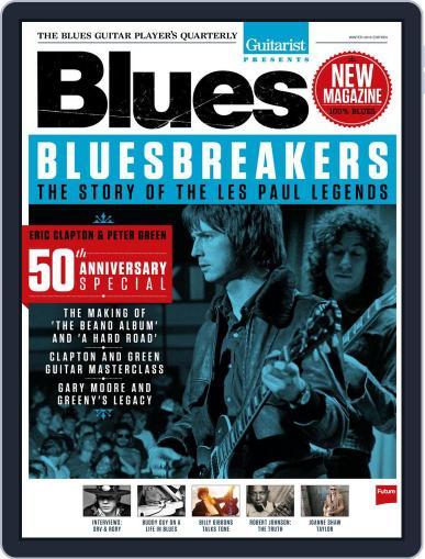 Guitarist Presents: Blues December 1st, 2017 Digital Back Issue Cover