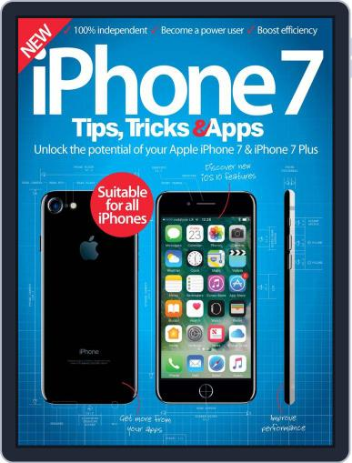 iPhone 7 Tips, Tricks & Apps December 29th, 2016 Digital Back Issue Cover
