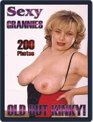 Sexy Grannies Adult Photo Magazine (Digital) Subscription April 25th, 2020 Issue