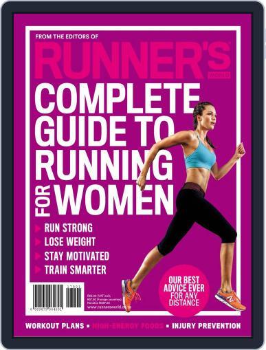 Runner's World Women's Guide to Running January 1st, 2017 Digital Back Issue Cover