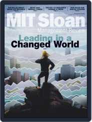 MIT Sloan Management Review Magazine (Digital) Subscription June 1st, 2020 Issue