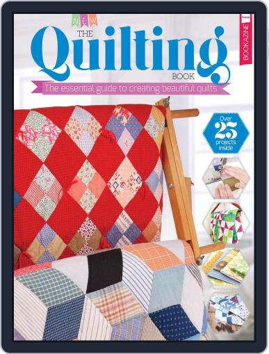 The Quilting Book January 1st, 2017 Digital Back Issue Cover