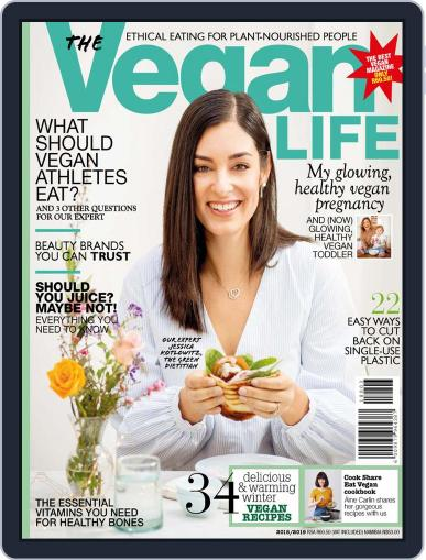 The Vegan Life August 7th, 2018 Digital Back Issue Cover