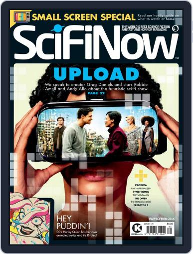 SciFi Now July 1st, 2020 Digital Back Issue Cover