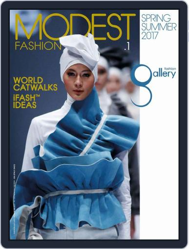 MODEST FASHION March 1st, 2017 Digital Back Issue Cover