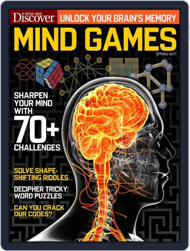 Mind Games March 1st, 2017 Digital Back Issue Cover