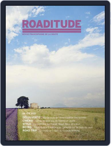 Roaditude May 25th, 2020 Digital Back Issue Cover