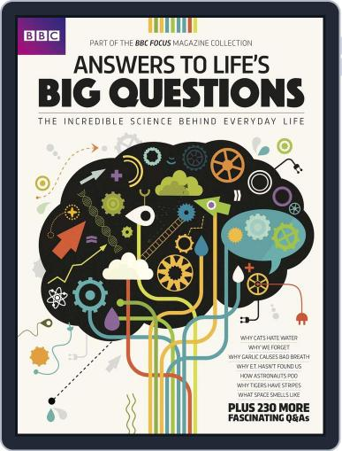 Answers To Life's Big Questions April 1st, 2017 Digital Back Issue Cover
