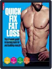 Men's Fitness Quick Fix Fat Loss Magazine (Digital) Subscription April 1st, 2017 Issue