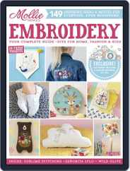 Mollie Makes Embroidery Magazine (Digital) Subscription April 28th, 2017 Issue