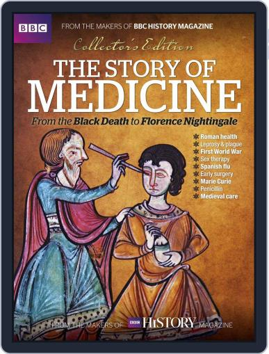 The Story of Medicine April 28th, 2017 Digital Back Issue Cover
