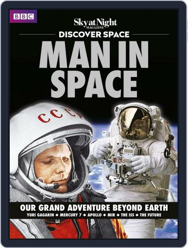 Man in Space May 10th, 2017 Digital Back Issue Cover