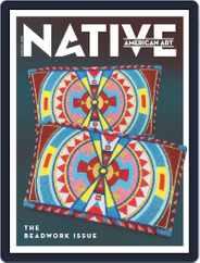 Native American Art Magazine (Digital) Subscription June 1st, 2020 Issue