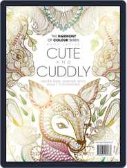 Colouring Book: Cute and Cuddly Magazine (Digital) Subscription June 1st, 2017 Issue