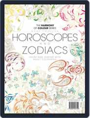 Colouring Book: Horoscopes and Zodiacs Magazine (Digital) Subscription June 1st, 2017 Issue