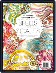Colouring Book: Shells and Scales Magazine (Digital) Subscription June 1st, 2017 Issue
