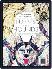 Colouring Book: Puppies and Hounds Magazine (Digital) Subscription June 1st, 2017 Issue
