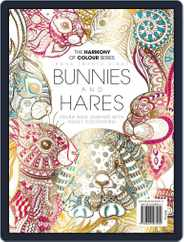 Colouring Book: Bunnies and Hares Magazine (Digital) Subscription June 1st, 2017 Issue