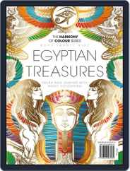 Colouring Book: Egyptian Treasures Magazine (Digital) Subscription June 1st, 2017 Issue