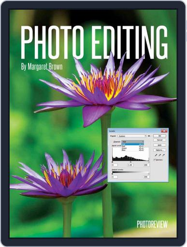 Photo Editing July 21st, 2017 Digital Back Issue Cover