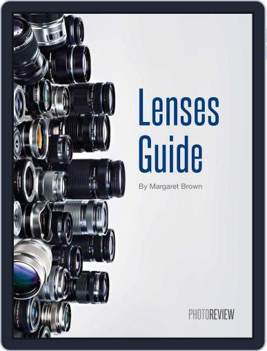 Lenses Guide July 21st, 2017 Digital Back Issue Cover