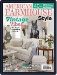 American Farmhouse Style Magazine (Digital) Subscription June 1st, 2020 Issue