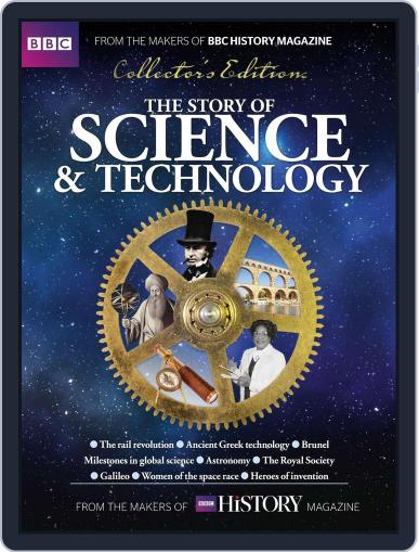 The Story of Science and Technology August 16th, 2017 Digital Back Issue Cover