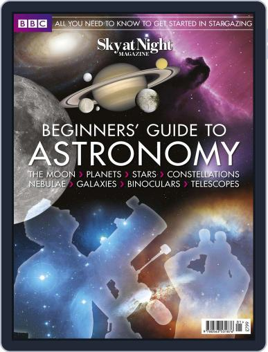 Beginners Guide to Astronomy August 16th, 2017 Digital Back Issue Cover