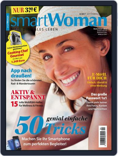 smartWoman September 1st, 2017 Digital Back Issue Cover