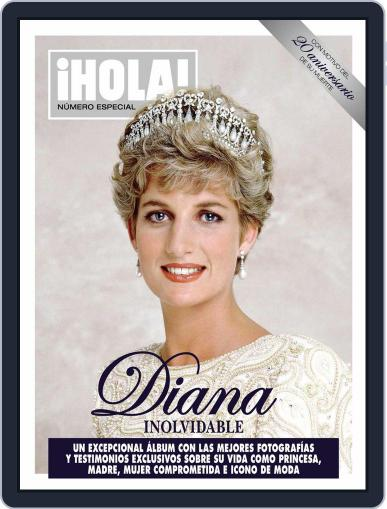 Especial Diana August 24th, 2017 Digital Back Issue Cover