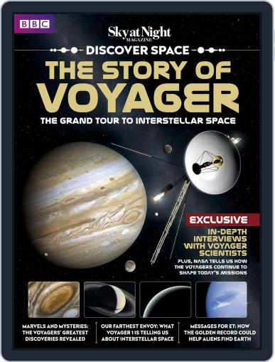 The Story of The Voyager August 16th, 2017 Digital Back Issue Cover