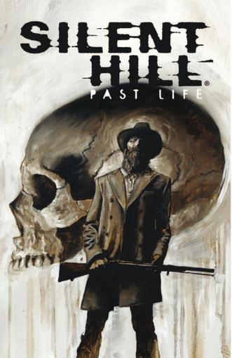 Silent Hill: Past Life October 1st, 2012 Digital Back Issue Cover