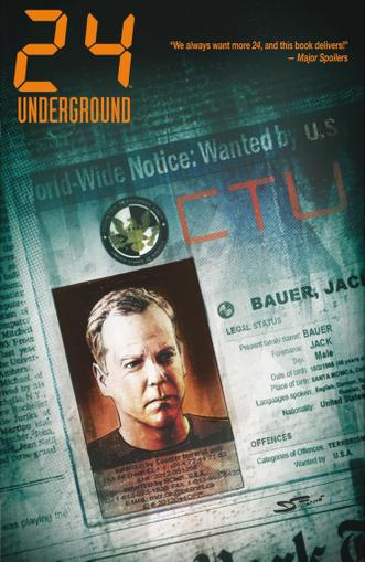 24: Underground November 1st, 2014 Digital Back Issue Cover