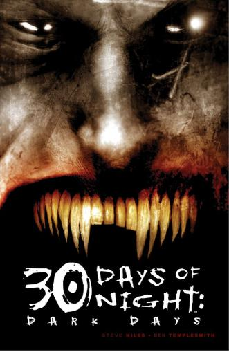 30 Days of Night: Dark Days May 1st, 2012 Digital Back Issue Cover