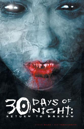 30 Days of Night: Return to Barrow May 1st, 2012 Digital Back Issue Cover